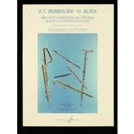 BERBIGUIER/ALTES 18 EXERCICES FLUTE