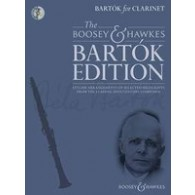 BARTOK FOR CLARINET ET PIANO