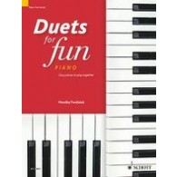 DUETS FOR FUN PIANO 4 MAINS