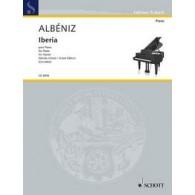 ALBENIZ I. IBERIA PIANO