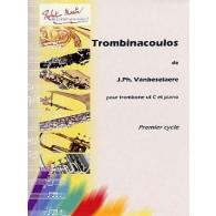 VANBESELAERE J.P. TROMBINACOULOS TROMBONE UT
