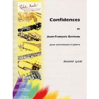 BASTEAU J.F. CONFIDENCES CONTREBASSE