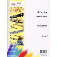 PROUST P. AL SOLA COR EN FA