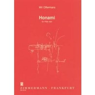 OFFERMANS W. HONAMI FLUTE
