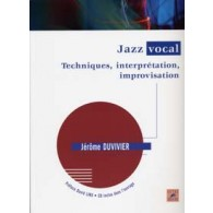 DUVIVIER J. JAZZ VOCAL