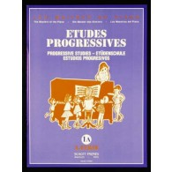 FERTE A. ETUDES PROGRESSIVES VOL 1A PIANO