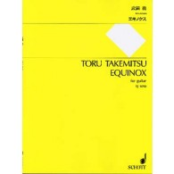 TAKEMITSU T. EQUINOX GUITARE