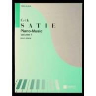 SATIE E. PIANO MUSIC VOL 1