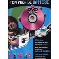 TON PROF DE BATTERIE