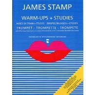 STAMP J. WARM UPS + STUDIES TROMPETTE
