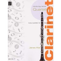RAE J. INTRODUCING CLARINET QUARTETS