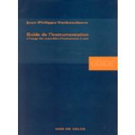 VANBESELAERE J. P. GUIDE DE L'INSTRUMENTATION