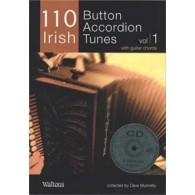 110 IRISH BUTTON ACCORDEON TUNES VOL 1
