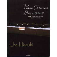 HISAISHI J. PIANO STORIES BEST  88-08