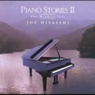 HISAISHI J. PIANO STORIES II THE WIND OF LIFE PIANO