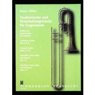 MULLER R. TECHNICAL STUDIES VOL 1 TROMBONE