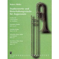 MULLER R. TECHNICAL STUDIES VOL 2 TROMBONE