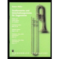 MULLER R. TECHNICAL STUDIES VOL 3 TROMBONE