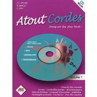 ATOUT CORDES  AVEC CD