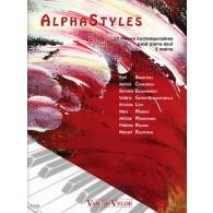 ALPHASTYLES PIANO