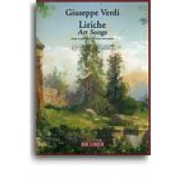VERDI G. AIRS D'ART LYRIQUES CHANT