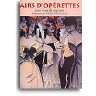 VERSCHAEVE M. AIRS D OPERETTES CHANT PIANO