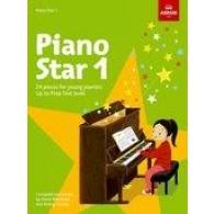 PIANO STAR BOOK 1 PIANO