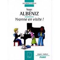 ALBENIZ I. YVONNE EN VISITE PIANO