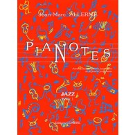 ALLERME J.M. PIANOTES JAZZ VOL 1 PIANO