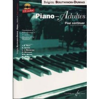 BOUTHINON-DUMAS B. PIANO-ADULTES CONTINUER