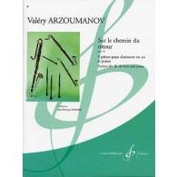 ARZOUMANOV V. SUR LE CHEMIN DU RETOUR OP 163 CLARINETTE
