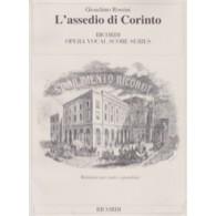 ROSSINI G. LE SIEGE DE CORINTHE CHANT PIANO