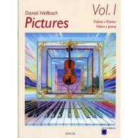 HELLBACH D. PICTURES VOL 1 VIOLON