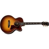 GIBSON PARLOR ROSEWOOD AG 2019 ROSEWOOD BURST