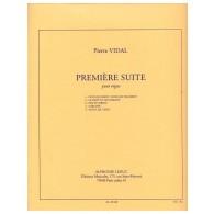 VIDAL P. SUITE N°1 ORGUE