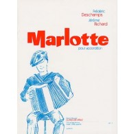 DESCHAMPS F./RICHARD J. MARLOTTE ACCORDEON