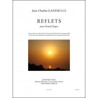 GANDRILLE J.C. REFLETS ORGUE