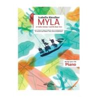 ABOULKER I. MYLA ET L'ARBRE -BATEAU CHOEUR ENFANTS PIANO