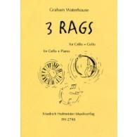 WATERHOUSE G. 3 RAGS VIOLONCELLE