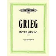 GRIEG E. INTERMEZZO VIOLONCELLE