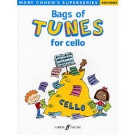 COHEN M. BAGS OF TUNES FOR CELLO