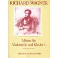 WAGNER R. ALBUM VOL 1 VIOLONCELLE