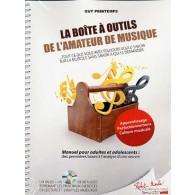 PRINTEMPS G. LA BOITE A OUTILS DE L'AMATEUR DE MUSIQUE