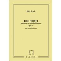 BRUCH M. KOL NIDREI VIOLONCELLE
