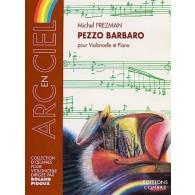 PREZMAN M. PEZZO BARBARO VIOLONCELLE