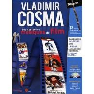 COSMA V. MUSIQUES DE FILM BASSON