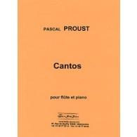 PROUST P. CANTOS FLUTE