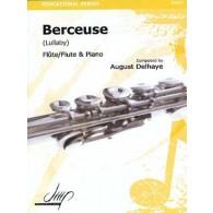 DELHAYE A. BERCEUSE FLUTE