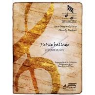 PLAYS J.B./MAHIEU C. PETITE BALLADE FLUTE