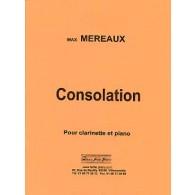 MEREAUX M. CONSOLATION CLARINETTE
